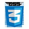 Wir nutzen CSS3 für moderne Layouts.