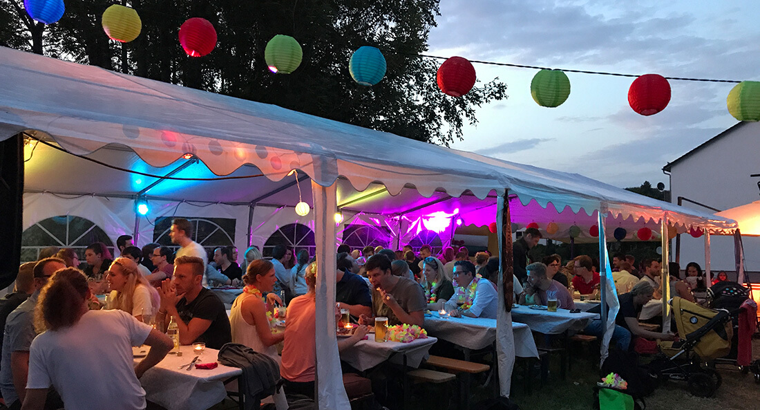Sommerfest 2017 bei myposter